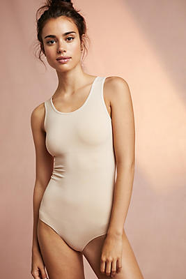 Slide View: 1: Spanx The Base Tank Bodysuit
