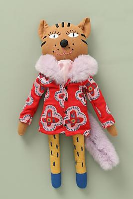 Slide View: 1: Sarina Plush Doll