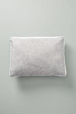 Tuxedo Linen Pillow