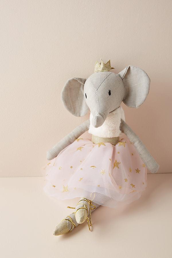 Eloise the Elephant - Pink