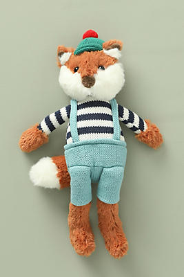 Slide View: 1: Felix the Fox