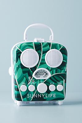 Slide View: 1: Sunnylife Bluetooth Beach Radio