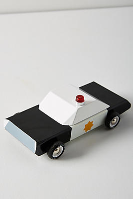 Slide View: 1: Police Cruiser Toy
