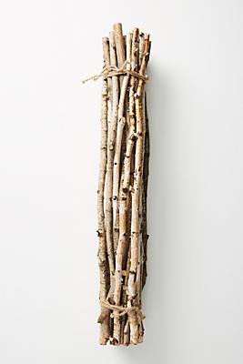 Slide View: 1: Birch Branch Bundle