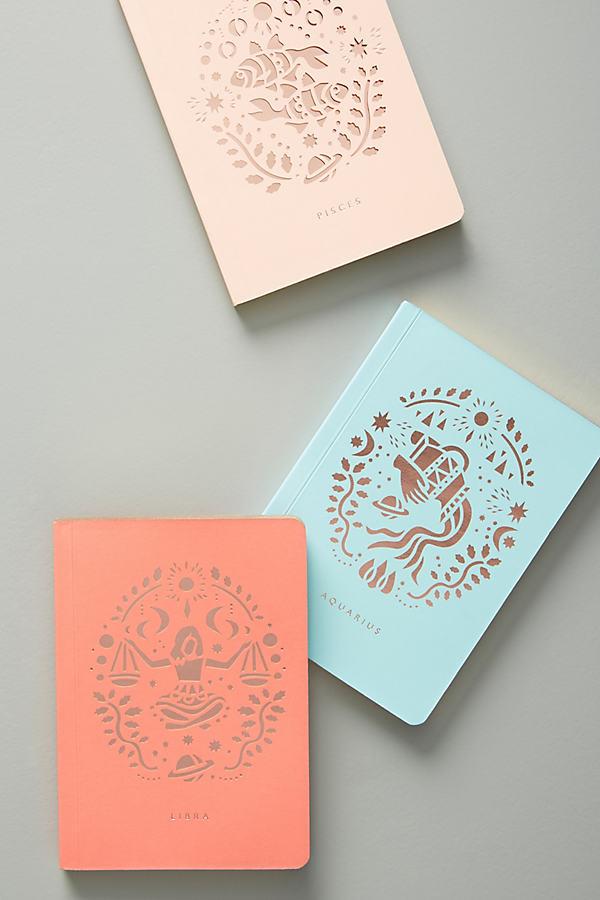 Mini Zodiac Journal - Assorted, Size Scorpio