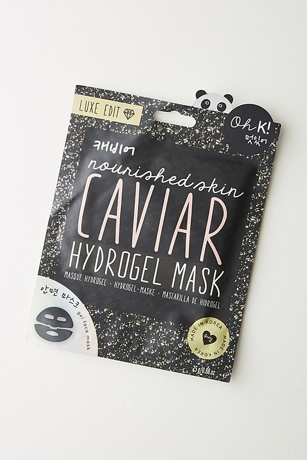 Oh K! Nourished Skin Caviar Hydrogel Mask | Anthropologie