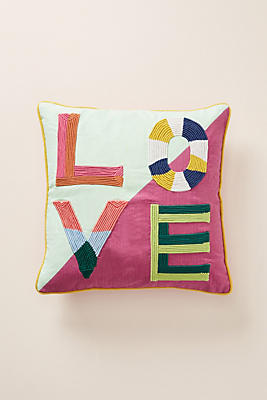 Slide View: 1: Love Pillow
