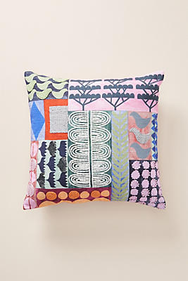 Slide View: 1: Soma Embellished Pillow