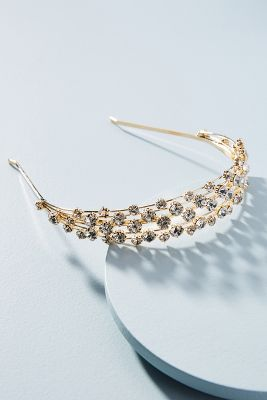 Crowning Glory Headband by Anthropologie
