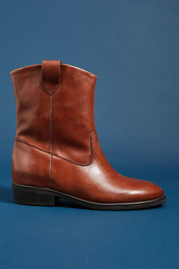 Alba Moda Western Boots Anthropologie