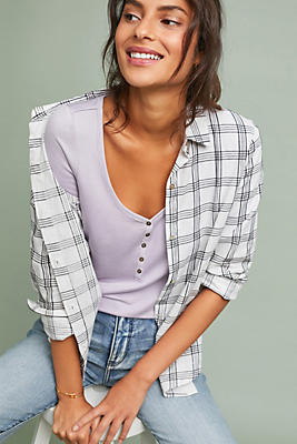 Slide View: 1: Tagore Henley Top
