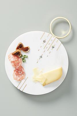 Slide View: 1: Portina Round Cheese Board