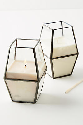 Slide View: 2: Macbailey Candle Co. Lantern Candle