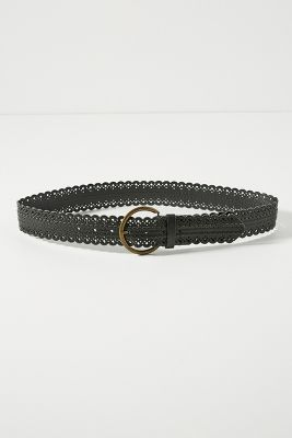 Henrietta Scalloped Belt by Remi/Reid