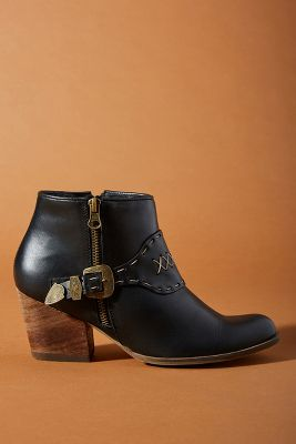 Stivali Western Ankle Boots by Stivali