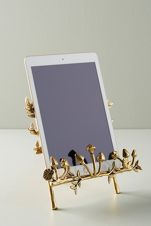 Wilborn Tablet Stand - Gold