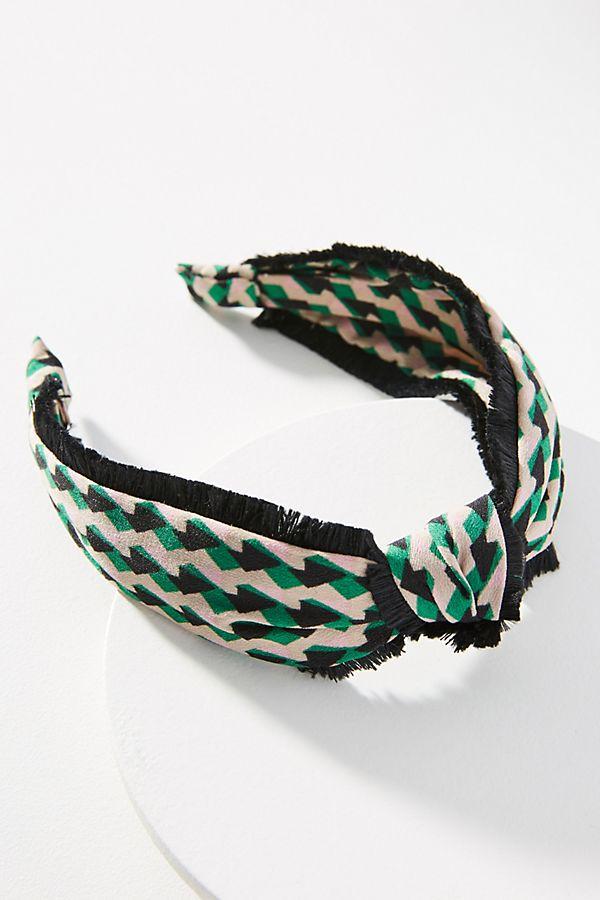 Knotted Geometric Headband  954232ccc50