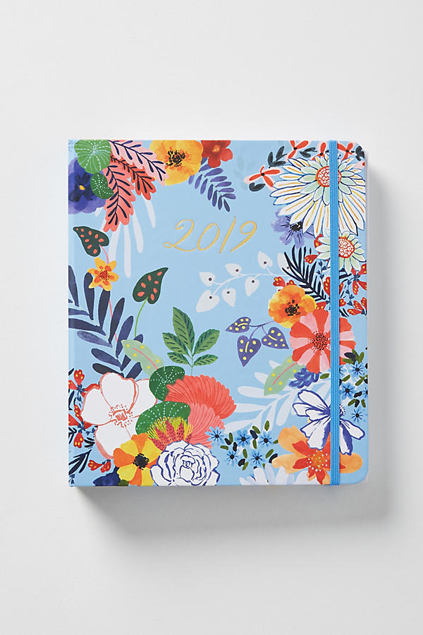 Paloma 2019 12-Month Planner - Assorted