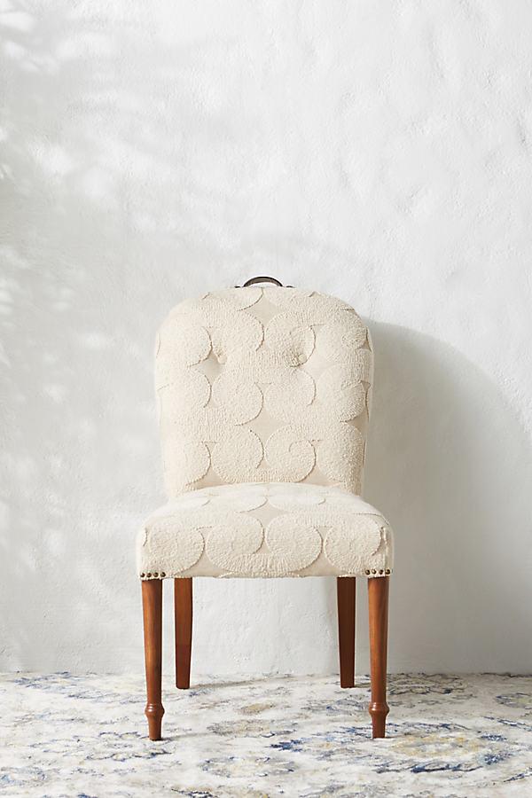 Mumbai Dining Chair - Beige