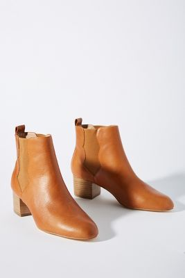 Anthropologie Joanne Ankle Boots by Anthropologie