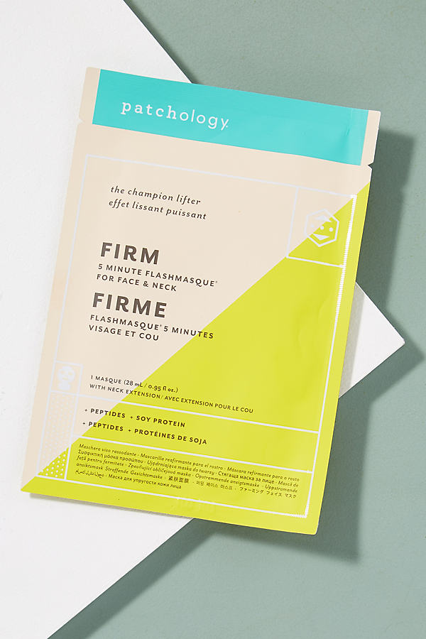Patchology: Firm Flash Face Mask - Orange