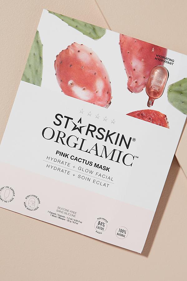 Starskin Cactus Oil Mask - Pink