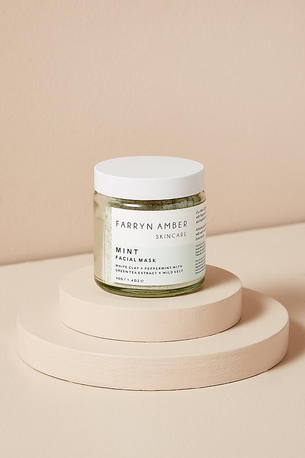 Farryn Amber Facial Mask - Mint