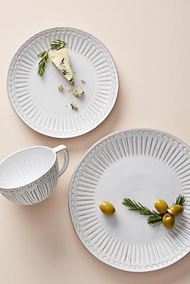 Slide View: 1: Elana Dinner Plates, Set of 4