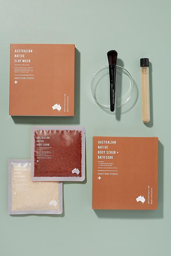 Australian Native Treatment Set - Brown