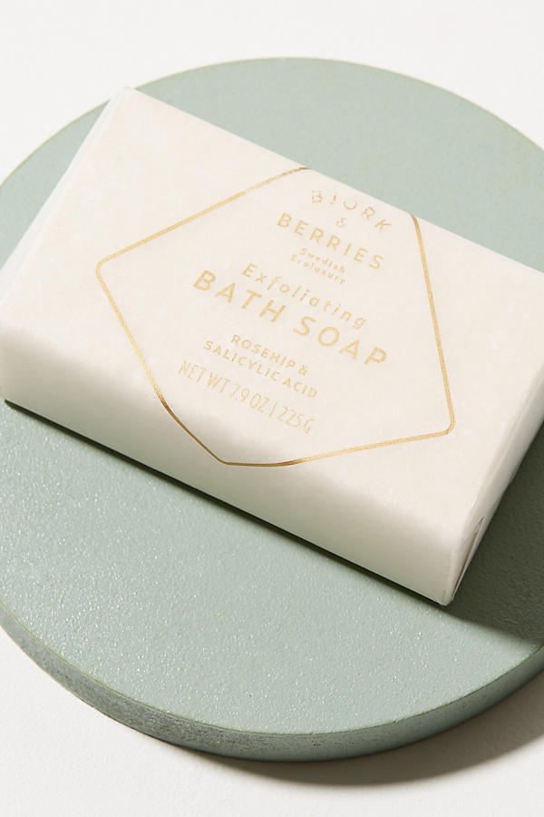 Slide View: 1: Savon exfoliant Bjork & Berries