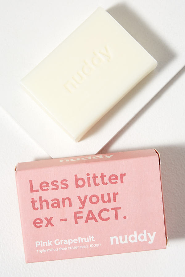 Nuddy Soap - Pink