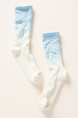 Stance Mia Cable Knit Crew Socks by Stance