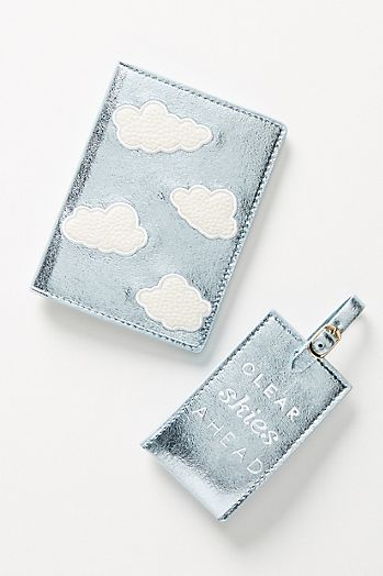 The World Awaits Travel Set | Anthropologie