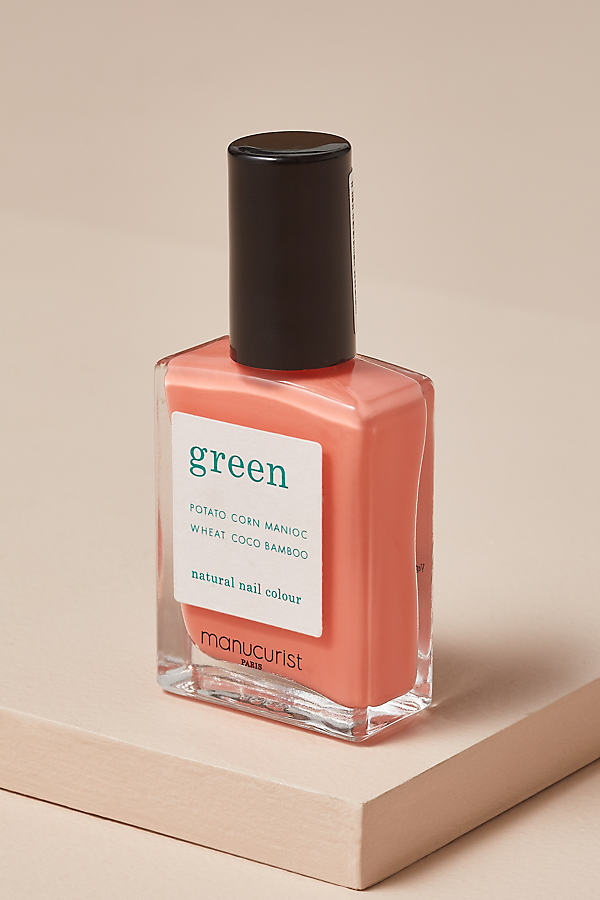 Manucurist Green Nail Lacquer - Pink