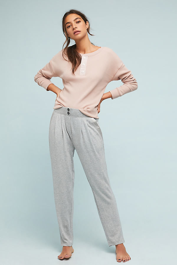 Staycation Trousers - Grey, Size S