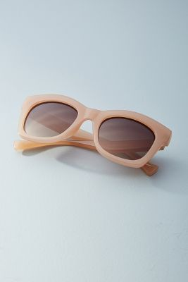 Nellie Cat Eye Sunglasses by Anthropologie