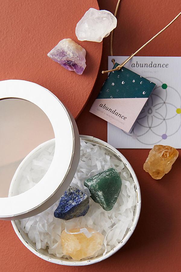 Crystal Gift Set - Blue