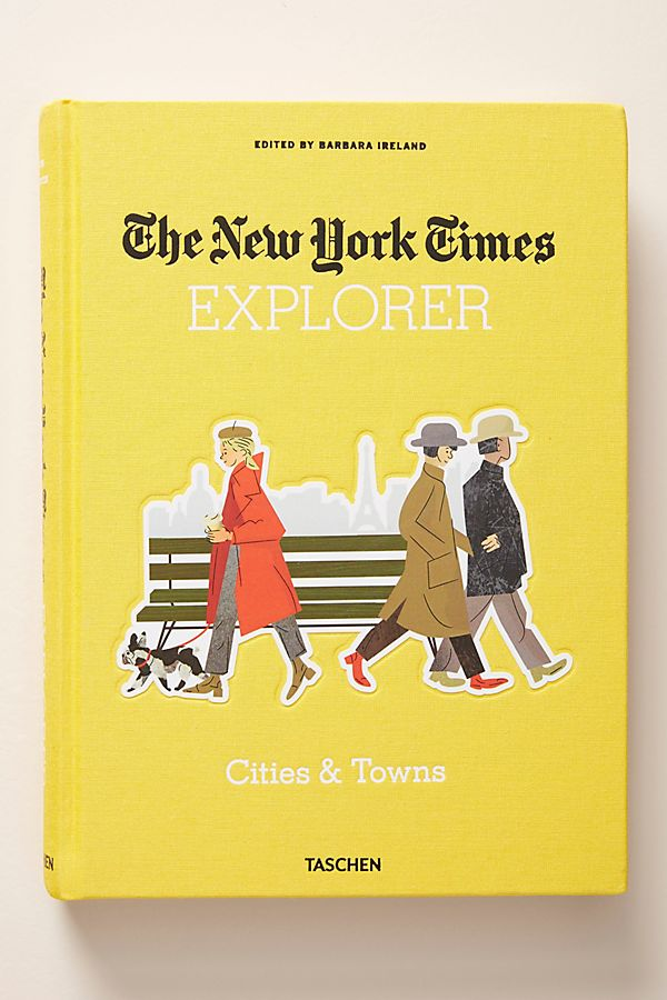 The New York Times Explorer | Anthropologie