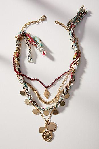 women s necklaces anthropologie