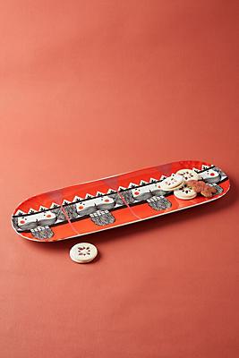 Slide View: 1: Nutcracker Platter