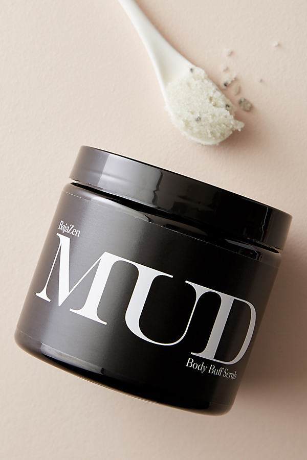 Baja Zen Mud Body Buff Scrub