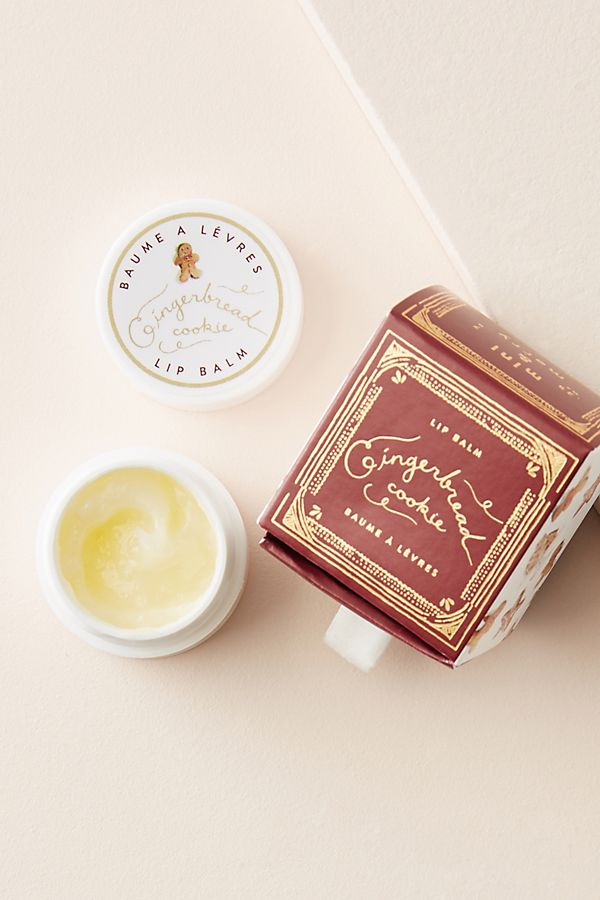 Mini & Merry Lip Balm | Anthropologie