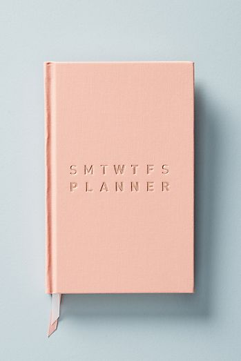 2019 Calendars & 2019 Planners | Anthropologie