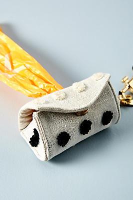 Slide View: 1: Pom Pom Clean-Up Bag Dispenser