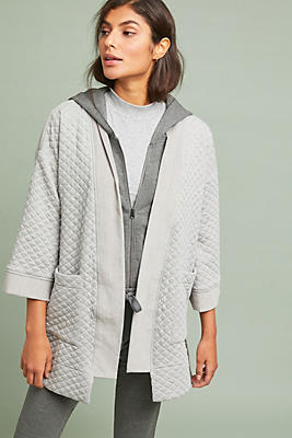 Slide View: 1: Amelia Quilted Jacket