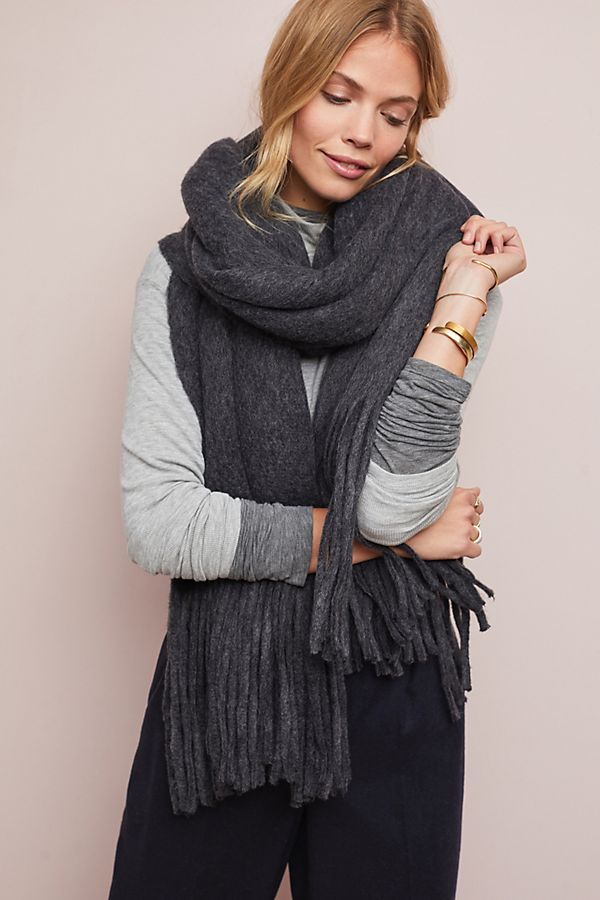 Cozy Blanket Scarf | Anthropologie