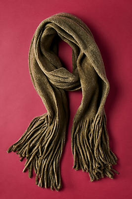 Slide View: 4: Cozy Blanket Scarf