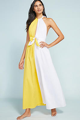 Slide View: 1: Mara Hoffman Linny Maxi Dress