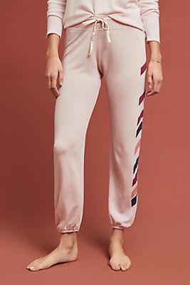 Sundry Tonal Striped Sweatpants by Sundry