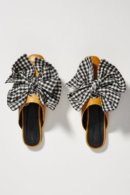 f640ddf0df5c89 ABLE Leopard-Printed Mules